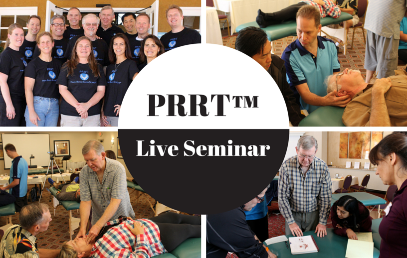 PRRT™ Level 1 Seminar (Louisville Jan. 14 & 15, 2017)